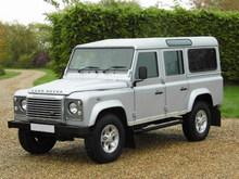 Land Rover DEFENDER 110 2.4 Diesel TDCI SW XS 5DR 2012