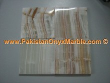 Factory Price Cross Cut Green Onyx Slab Tile