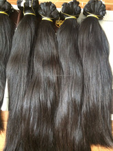 Hot Sale Hair ! Clean Remy Virgin Silky Straight Hair Machine Weft hair extenion from Sarahair in Viet Nam
