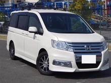 Honda Step WGN Spada Z RK5 2010 Used Car