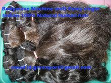 AAAA grade unprocessed real indian human janet yaki human hair