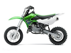 GENUINE NEW AND USED 2015 KAWASAKI KX 65 MOTORCYCLE