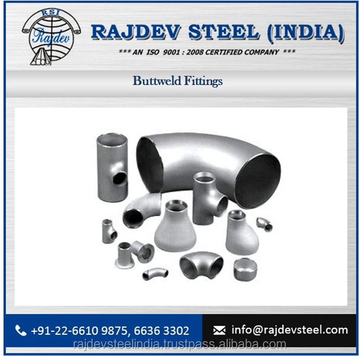 Titanium grade buttweld fittings manufacturer buy