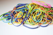 Supply round rubber bands with high quality and best price