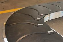 L-shaped Apron conveyor