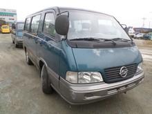 Ssangyong ISTANA 12 asientos / MANUAL / 1997 YEAR