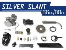Silver Slant 80cc Bike Motor Kit