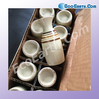 Various types of low-cost used ceramic mug , other used goods also available