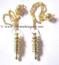 Wholesale Brass Isis Pendulums 3 Plates