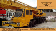 used tadano 30T crane japan made TL-300E for sale in china