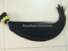 Doble virgen vietnamita recta trazada cabello humano