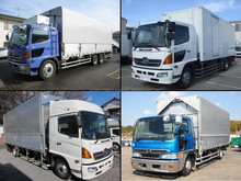 Durable and Japanese used hino ranger truck at reasonable prices long lasting