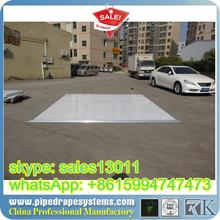RK dance studio flooring plywood meterial PVC polished surface