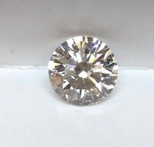 GIA Certified 4.13 ct Round cut I VS2 Loose Diamond - FREE 18K Gold Ring