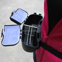 New Fishing Lures Baits Spoons Hooks Reels Storage Bag Tackle Box Waist Belt Case Light Weight Style Convenient To Carry