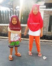 Kid's Hijab Muslim