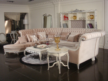 Italy fancy design classic furniture sofa set,luxury classic European sofa set