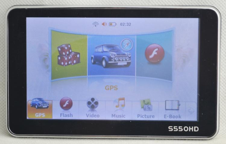 S550HD1