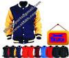 ManVarsity Jackets / Custom Versity Jackets / Uneek Mens Varsity Jacket College University Letterman Baseball Coat