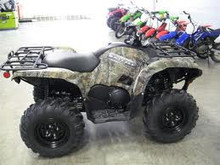 2014 Used New Grizzly 700 FI Auto 4x4 EPS Special Edition Camo