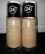 100% AUTHENTIC X2 Revlon Colorstay 24hr Makeup Fresh Beige 250 Normal dry Skin....2015