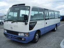Used Toyota Coaster Bus 30 DX Long Manual 2008