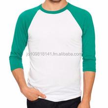 Raglan T shirts