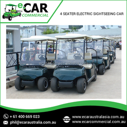 ECAR - Price 4 Seater Electric Solar Buggy Car LT-A2