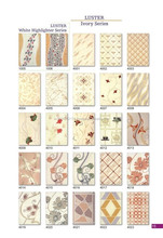 20x30cm Flower Design Bathroom Wall Tiles