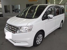 Honda Step WGN G Inter Navi E selection RK1 2012 Used Car
