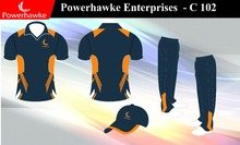 Custom design Cricket team Uniforms
