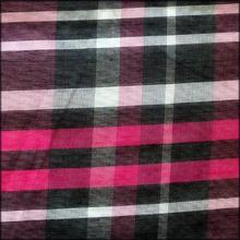 Yarn dyed silk cotton fabric/silk cotton organza fabric