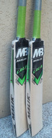 MB LALA english willow bats WITH 3 GRIPS 3 PRACTICE BALL