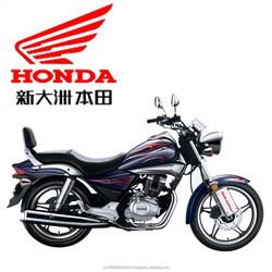 Honda 150cc motorcycle SDH(B2)150-16 with Honda patented electromagnetic locking system