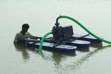 el barro de la máquina de elevación para la acuicultura