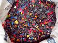 plástico abs sucata mistura de cores