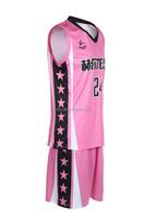 100% polyester camo basketball clothing 100% cotton basketball jerseys