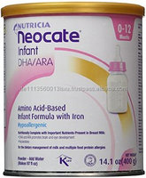 Premium quality 0 to 6 months Neocate infant dha baby milk available for sale worldwide.