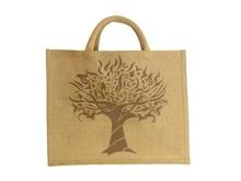 sacos de yute, bolsas de la compra, bolsos de mano