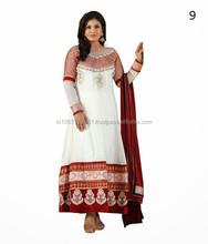 Latest Fashion Women Long Heavy Anarkali Suit
