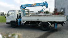 Used japanese truck with crane for sale available from Japanese port