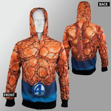 Sublimated Costume Zipup / All Over Printed Hoodies / Beautifully designed Sublimated Products at BERG