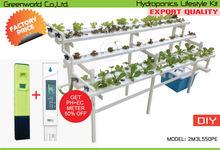 NEW 2015*** Hydroponics Hobby Kit Include pH-EC Meter