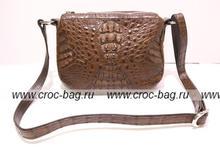 Genuine Crocodile Leather Handbag for Ladies