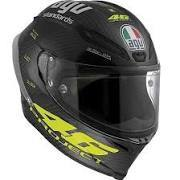 BUY 2 GET 1 FREE ; AV Corsa Pista Carbon Fiber Full Face Racing Moto GP Motorcycle Helmet