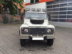 USED CARS - LAND ROVER DEFENDER 130 TD5 CREW CAB (LHD 5020)