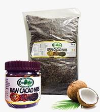 Cocowonder Coconut Health Snacks