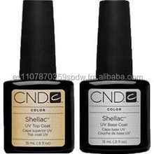 Original cND Shellac - UV Top Coat UV Base coat