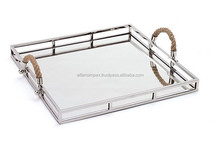 Rectangle Mirror Tray