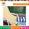 Luxury Beach/Pool Towels in Vibrant Designs and Bold Colors for Hotel Use
